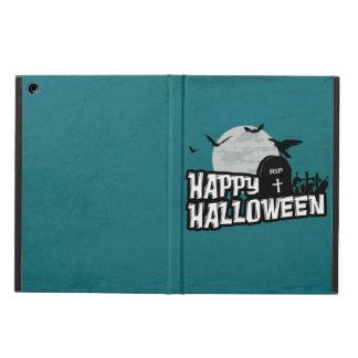 Capa Para iPad Air O Dia das Bruxas feliz