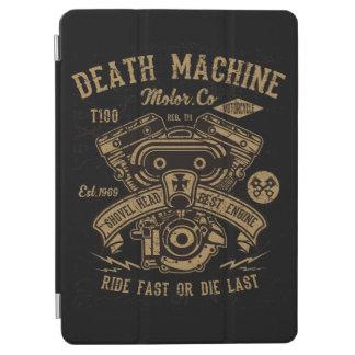 Capa Para iPad Air O passeio do motor de Harley da máquina da morte