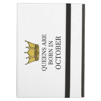 Capa Para iPad Air O Queens é nascido em outubro