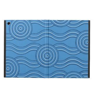 Capa Para iPad Air Oceano aborígene da arte