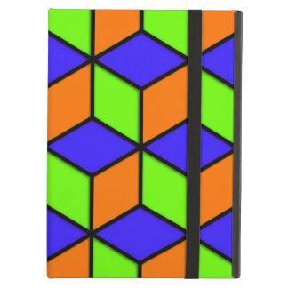 Capa Para iPad Air Olhar do cubo de R