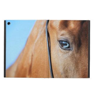 Capa Para iPad Air olho do cavalo. coleção do cavalo