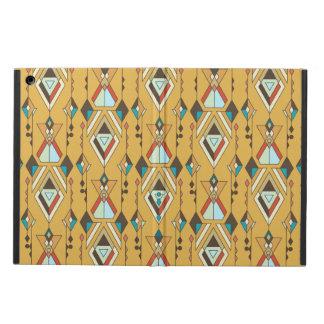 Capa Para iPad Air Ornamento asteca tribal étnico do vintage