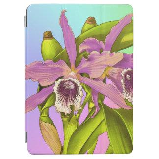 Capa Para iPad Air Orquídeas cor-de-rosa coloridas