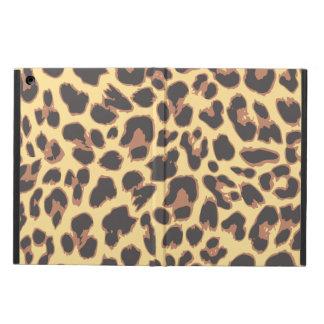 Capa Para iPad Air Padrões da pele animal do impressão do leopardo