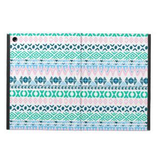 Capa Para iPad Air Padrões pastel bonitos da arte do navaho