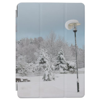 Capa Para iPad Air País das maravilhas do inverno