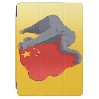 Capa Para iPad Air Pare o comércio do marfim