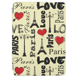 Capa Para iPad Air Paris