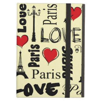Capa Para iPad Air Paris