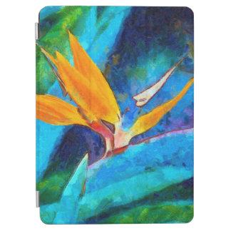 Capa Para iPad Air pássaro da flor de paraíso