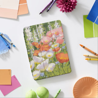 Capa Para iPad Air Pastels do jardim