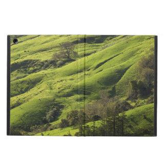 Capa Para iPad Air Pastos mais verdes em Sur grande CA