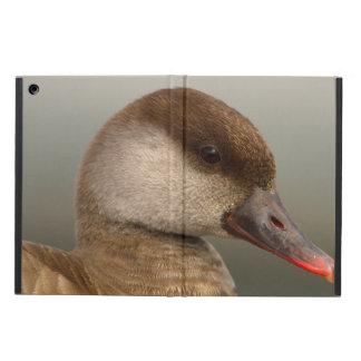 Capa Para iPad Air Pato fêmea do larro, rufina do netta