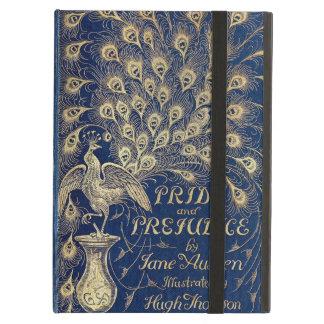 Capa Para iPad Air Pavão 1894 do orgulho e do preconceito de Jane