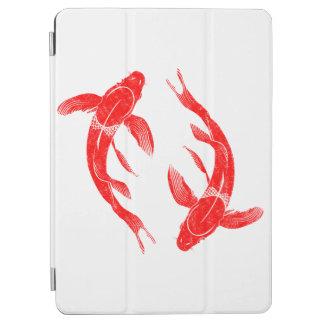 Capa Para iPad Air Peixes de Koi