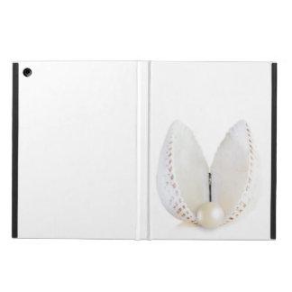 Capa Para iPad Air Pérola e seashell