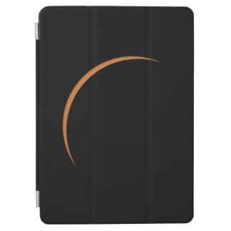Capa Para iPad Air Perto do eclipse solar parcial máximo