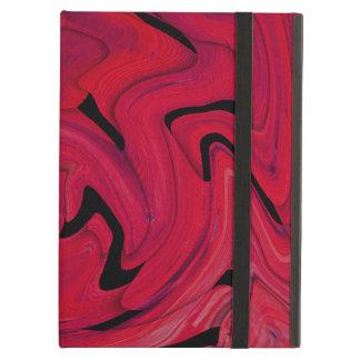 Capa Para iPad Air Pesadelo cor-de-rosa - caixa do ar do iPad sem