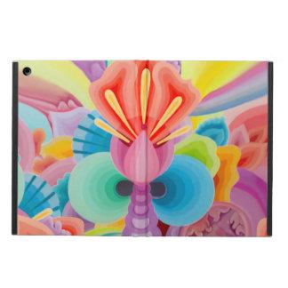 """Capa Para iPad Air Pintura """"amor """" da abstracção"""