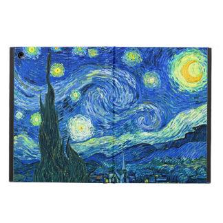 Capa Para iPad Air PixDezines Van Gogh Night/St estrelado. Remy
