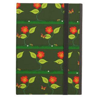 Capa Para iPad Air Plantas e flores