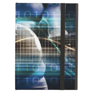 Capa Para iPad Air Plataforma da segurança do controlo de acessos