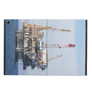 Capa Para iPad Air Plataforma petrolífera