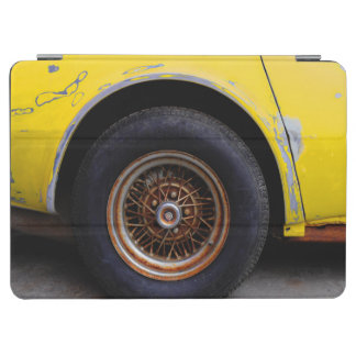 Capa Para iPad Air Pneu oxidado de Roadmaster, descascando o carro