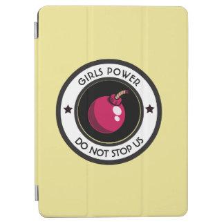 Capa Para iPad Air Poder das meninas