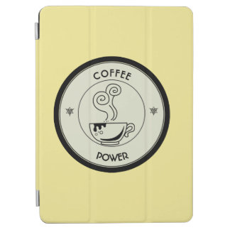 Capa Para iPad Air Poder do café