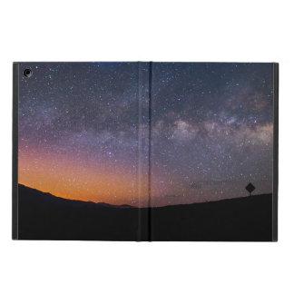 Capa Para iPad Air Por do sol da Via Láctea do Vale da Morte