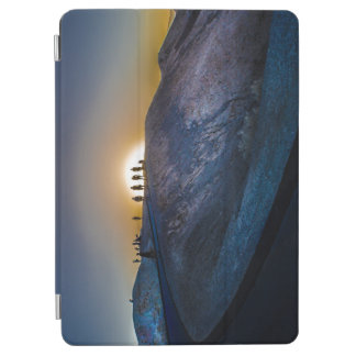 Capa Para iPad Air Por do sol do ponto do zabriskie do Vale da Morte