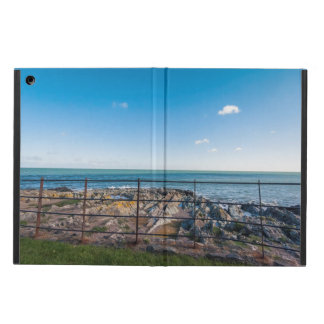 Capa Para iPad Air Praia rochosa em Ireland (Greystones)