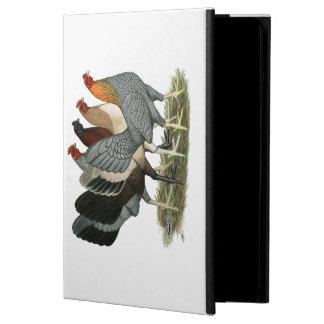 Capa Para iPad Air Quatro galinhas de Gamefowl