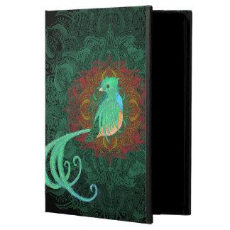 Capa Para iPad Air Quetzal encaracolado