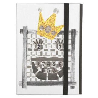 Capa Para iPad Air Rei Sudoku Eu-Almofada Ar Caso