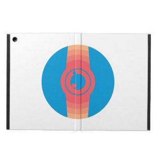 Capa Para iPad Air Relógio abstrato