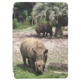 Capa Para iPad Air Rhinos no cobrir esperto de Ipad do safari