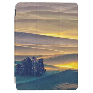 Capa Para iPad Air Rolling Hills do trigo no nascer do sol | WA
