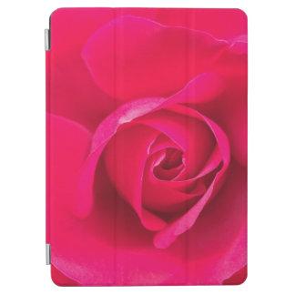Capa Para iPad Air Rosa vermelho romântico v2 do rosa