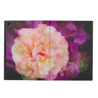 Capa Para iPad Air Rosas (versão da exposição dobro)