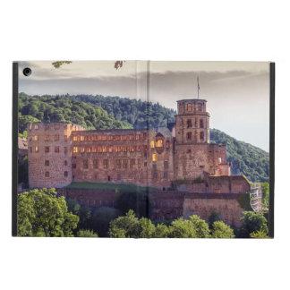 Capa Para iPad Air Ruínas famosas do castelo, Heidelberg, Alemanha