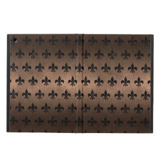 CAPA PARA iPad AIR RYL1 BK-MRBL BZ-MTL