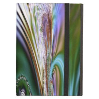 Capa Para iPad Air Seashell abstrato