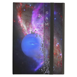 Capa Para iPad Air Seu nome na Via Láctea