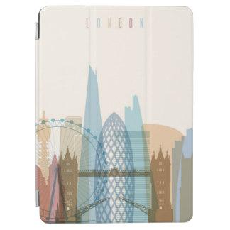 Capa Para iPad Air Skyline da cidade de Londres, Inglaterra |