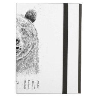 Capa Para iPad Air Soe meu urso (bw)