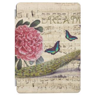 Capa Para iPad Air Sonhos do pavão