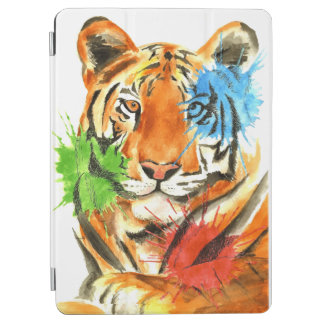 Capa Para iPad Air Splatter do tigre